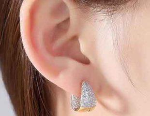 ضد عفونی کردن گوشواره