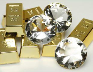 طلا یا الماس