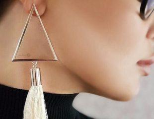 گوشواره و اهمیت تناسب آن با صورت